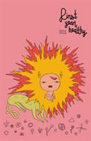 Cover image for First year healthy / Michael DeForge.