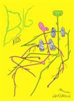 Cover image for Big kids / Michael DeForge.