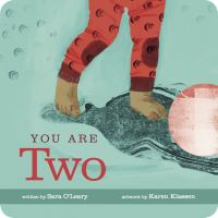 Cover image for You are two / written by Sara O'Leary ; artwork by Karen Klassen.