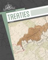 Cover image for Treaties / by Simon Rose.