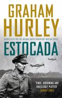 Cover image for Estocada / Graham Hurley.