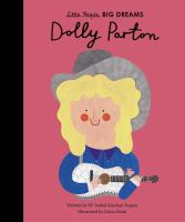 Cover image for Dolly Parton / written by Ma Isabel Sanchez Vegara ; illustrated by Daria Solak.