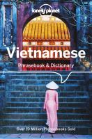 Cover image for Lonely Planet Vietnamese Phrasebook & Dictionary