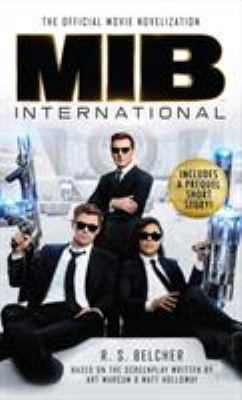 Cover image for Men in Black International The Official Movie Novelization.