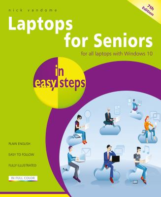 Cover image for Laptops for seniors / Nick Vandome.