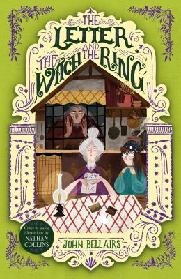 Cover image for The Letter, The Witch And The Ring