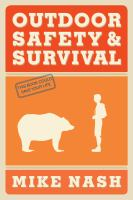 Cover image for Outdoor safety & survival / Mike Nash.