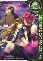 Cover image for Alice in the country of Clover. Vol. 2, Cheshire cat waltz / [art by] Mamenosuke Fujimaru ; [story, QuinRose ; translation, Angela Liu ; adaptation, Lianne Sentar ; lettering, Roland Amago].
