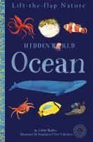 Cover image for Hidden world : ocean / by Libby Walden ; illustrated by Stephanie Fizer Coleman.