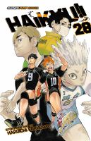 Cover image for Haikyu!! 28, Day 2 / story and art by Haruichi Furudate ; translation, Adrienne Beck.