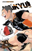 Cover image for Haikyu!! 30, Broken hearts/ [story and art by] Haruichi Furudate.