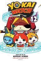 Cover image for Yo-Kai Watch, Volume 12