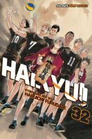 Cover image for Haikyu!! 32, Pitons / story and art by Haruichi Furudate ; translation, Adrienne Beck ; touch-up art & lettering, Erika Terriquez.