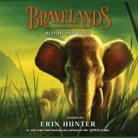 Cover image for Blood and bone [compact disc] / Erin Hunter.