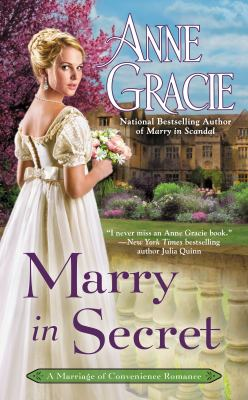 Cover image for Marry in Secret A Marriage of Convenience Romance.