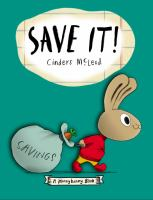 Cover image for Save It!