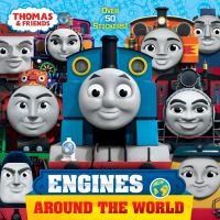 Cover image for Engines around the world / by Christy Webster.