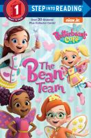Cover image for The bean team / by Tex Huntley ; illustrated by Francesco Legramandi and Gabriella Matta.