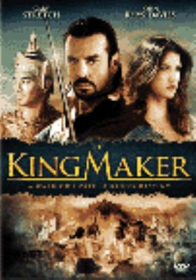 Cover image for The king maker [DVD] / American World Pictures ; David Winters presents an Indisporne Limited production of a Lek Kitiparaporn film ; produced by David Winters ; screenplay by Sean J. Casey ; directed by Lek Kitiparaporn.