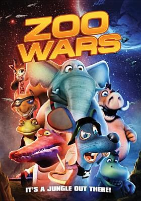 Cover image for Zoo wars [DVD] / WowNow Entertainment presents ; directed by Evan Tramel ; written by Holly May Opee.