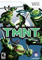 Cover image for TMNT [video game]