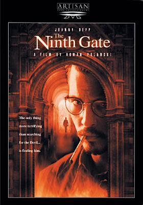 Cover image for The ninth gate [DVD] / Artisan Entertainment presents ; a French-Spanish co-production, RP Productions [and others] ; screenplay, John Brownjohn, Enrique Urbizu, Roman Polanski ; produced and directed by Roman Polanski.