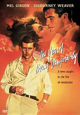 Cover image for The year of living dangerously [DVD] / Metro-Goldwyn-Mayer presents a Freddie Fields presentation ; a McElroy & McElroy production ; a Peter Weir film ; screenplay by David Williamson, Peter Weir, C.J. Koch ; produced by James McElroy ; directed by Peter Weir.