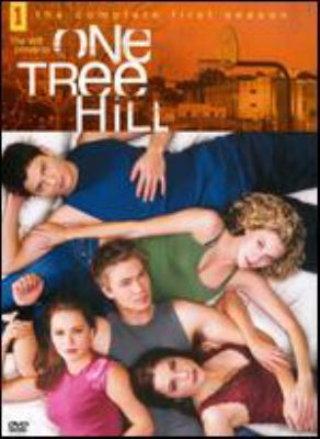 Cover image for One tree hill. The complete first season [DVD] / WB.