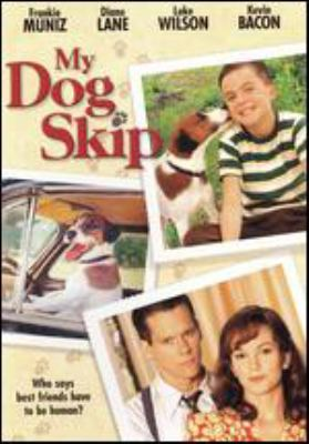 Cover image for My dog Skip [DVD] / Alcon Entertainment presents a Mark Johnson/John Lee Hancock production ; produced by Mark Johnson & John Lee Hancock and Broderick Johnson & Andrew A. Kosove ; screenplay by Gail Gilchriest ; directed by Jay Russell.