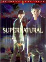 Cover image for Supernatural. The complete first season [DVD] / Warner Bros. Entertainment ; created by Eric Kripke.
