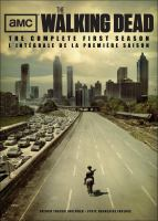 Cover image for The walking dead. The complete first season [DVD]  / AMC ; [director], Frank Darabont.