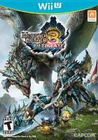 Cover image for Monster hunter 3. Ultimate [video game] / [developed by Capcom].