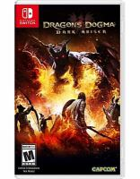 Cover image for Dragon's dogma. Dark arisen [video game]