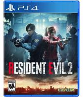 Cover image for Resident evil 2 [blu-ray] / CAPCOM ; Simplygon Studios ; RE Engine.
