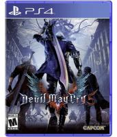 Cover image for Devil may cry 5 [video game] / Capcom ; Simplygon Studios ; RE Engine.