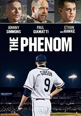 Cover image for The phenom [DVD] / Best Pitcher in association with Bron Capital Partners and Crystal Wealth present ; a film by Noah Buschel ; produced Kim Jose, Antonia Bogdanovich, Jeff Rice and Jeff Elliott ; written and directed by Noah Buschel.