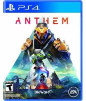 Cover image for Anthem [video game]