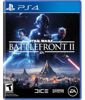 Cover image for Star wars battlefront II [video game] / Electronic Arts.