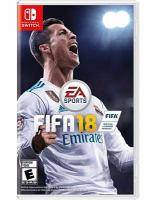 Cover image for FIFA 18 [video game] / Electronic Arts.
