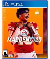 Cover image for Madden NFL 20 [video game] / EA Sports.