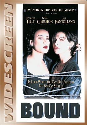 Cover image for Bound [DVD] / Dino De Laurentiis Company presents in association with Summit Entertainment and Newmarket Capital Group ; produced by Andrew Lazar, Stuart Boros ; written and directed by the Wachowski Brothers.