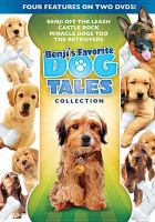 Cover image for Benji's favorite dog tales collection [DVD]