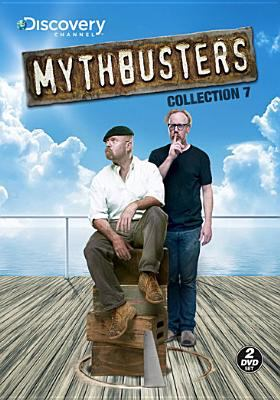 Cover image for Mythbusters. Collection 7 [DVD]