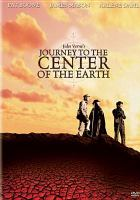 Cover image for Jules Verne's journey to the center of the Earth [DVD] / Twentieth Century-Fox Film Corporation presents a CinemaScope picture; screenplay by Walter Reisch and Charles Brackett ; produced by Charles Brackett ; directed by Henry Levin.