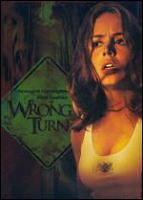 Cover image for Wrong turn [DVD] / Summit Entertainment & Constantin Film present Constatine Film/Summit Entertainment/MC One/Stan Winston production in association with Newmarket Capital-Group, a Rob Schmidt film ; producers, Stan Winston, Brian Gilbert, Erik Feig, Robert Kulzer ; writer, Alan McElroy ; director, Rob Schmidt.