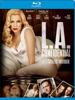 Cover image for L.A. confidential [blu-ray] / Regency Enterprises presents an Arnon Milchan/David L. Wolper production ; produced by Arnon Milchan, Curtis Hanson, Michael Nathanson ; screenplay by Brian Helgeland & Curtis Hanson ; directed by Curtis Hanson.