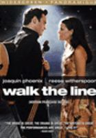 Cover image for Walk the line [DVD] / Fox 2000 Pictures ; Tree Line Films ; Konrad Pictures ; Catfish Productions ; produced by James Keach, Cathy Konrad ; written by Gill Dennis & James Mangold ; directed by James Mangold.