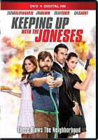 Cover image for Keeping up with the Joneses [DVD]