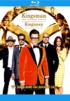 Cover image for Kingsman [blu-ray] : the golden circle / Twentieth Century Foxs presents in association with MARV ; a Cloudy production ; produced by Matthew Vaughn, David Reid, Adam Bohling ; written by Jane Goldman & Matthew Vaughn ; directed by Matthew Vaughn.