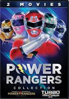 Cover image for Power Rangers collection [DVD]  : Mighty Morphin power rangers the movie ; Turbo a power rangers movie  Twentieth Century Fox presents.